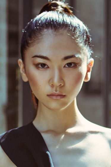 Foreign model Lisa Nの写真