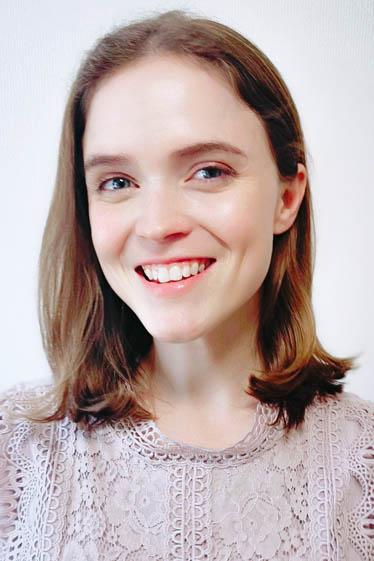 外国人モデル ジャスミン・Sの写真