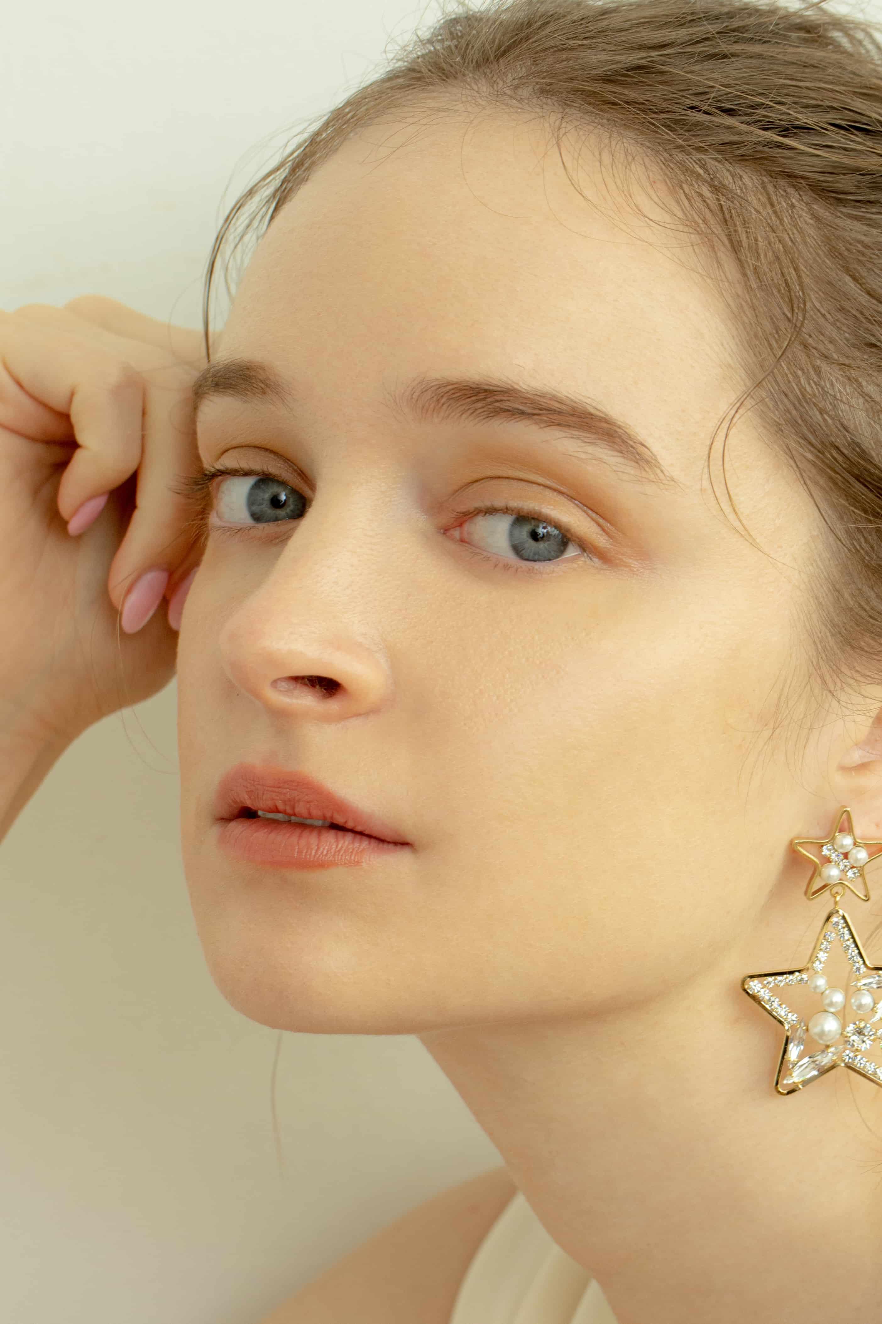 外国人モデル アリョーナの写真