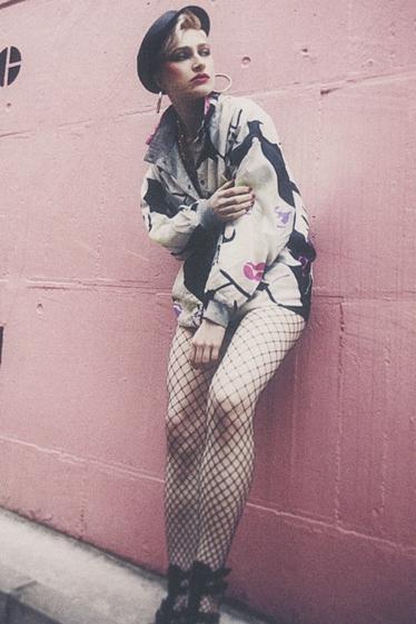 外国人モデル ナナ・Bの写真2