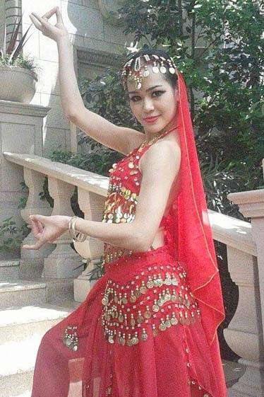 外国人モデル/外国ダンサー・パフォーマー アウラの写真5