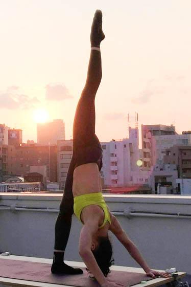 外国人モデル/外国ダンサー・パフォーマー アウラの写真9