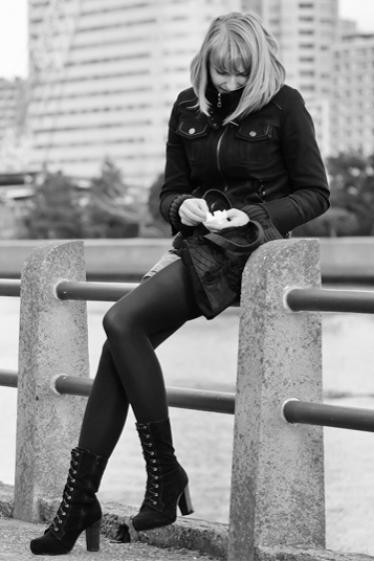 外国人モデル マリの写真9