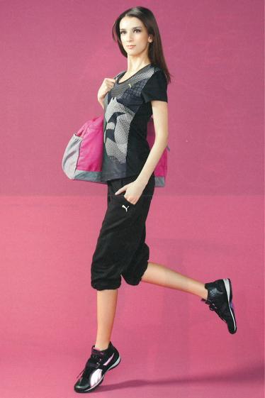 外国人モデル ヤナ・Uの写真6