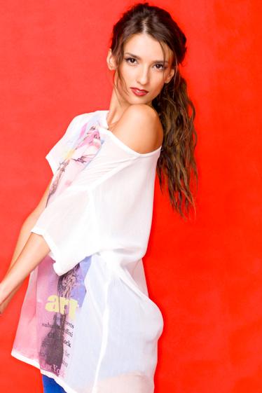 外国人モデル ヤナ・Uの写真7