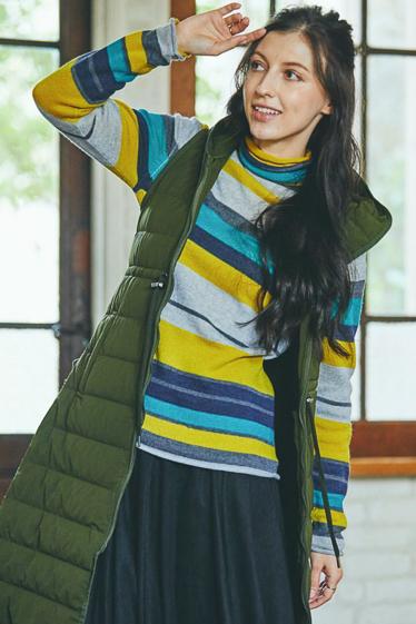 外国人モデル ヨシコ・ヴェロニカの写真9