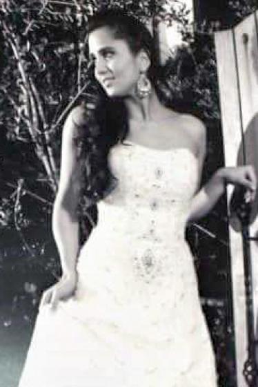 外国人モデル ロシニ・Kの写真2