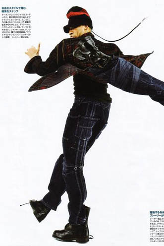 外国人モデル/外国人俳優/外国ダンサー・パフォーマー イリヤの写真5