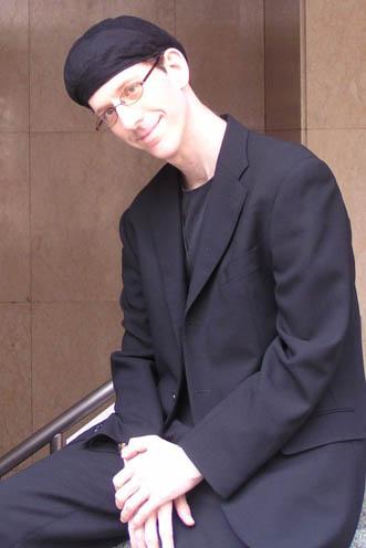 外国人シンガー・ミュージシャン ジョナサン・Kの写真5