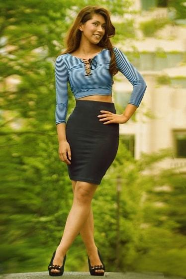 外国人モデル ズルフィカール・ハナの写真5