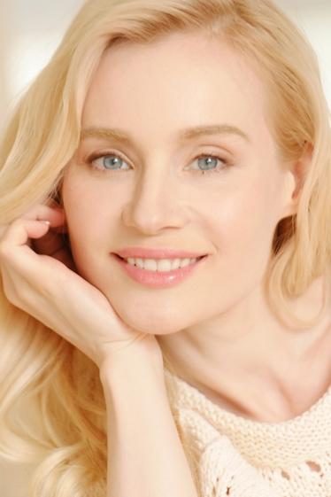 外国人モデル クリスティン・Gの写真