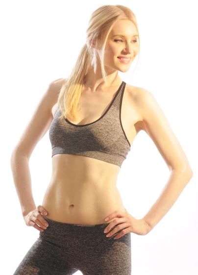 外国人モデル クリスティン・Gの写真3
