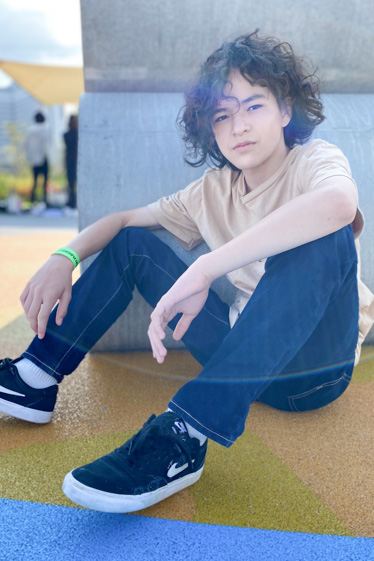 外国人モデル シュウト・Iの写真7