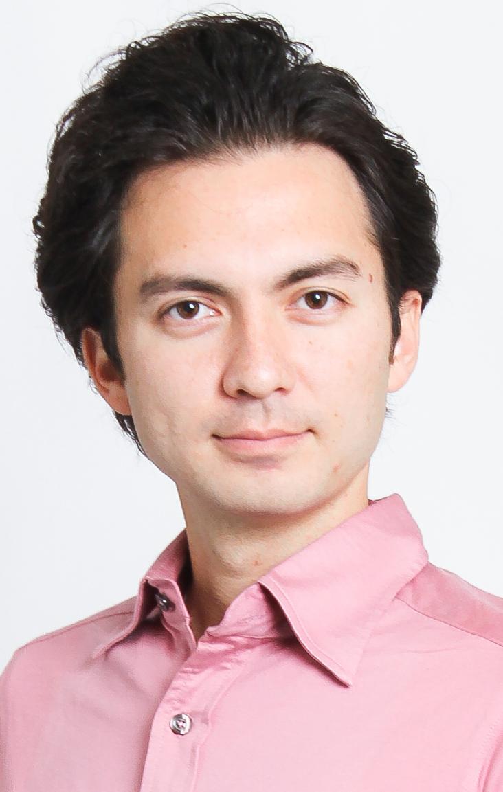 外国人ナレーター・声優 マイケル・リーバスの写真