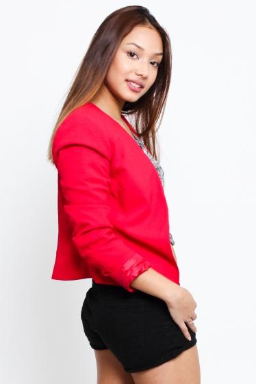 外国人モデル ビアンカ・Tの写真5