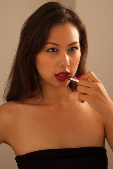 外国人モデル アデリンの写真8