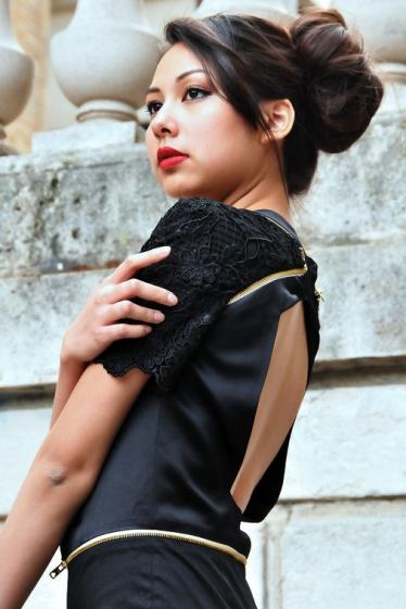 外国人モデル アデリンの写真9