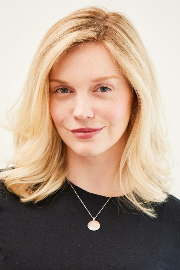 外国人モデル ルビー・Yの写真