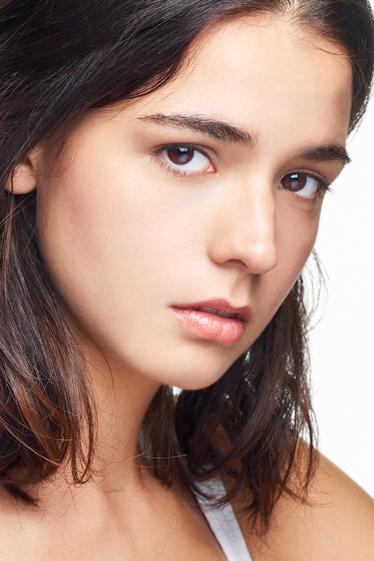 外国人モデル カーリーの写真