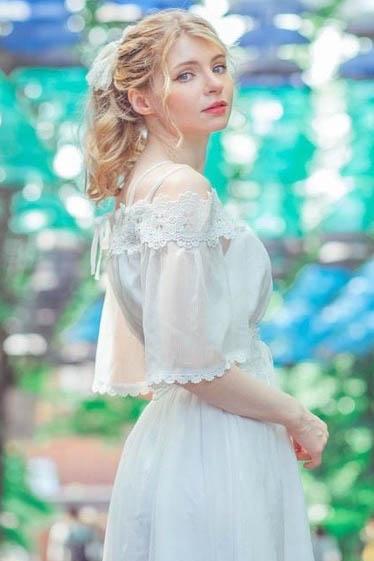 外国人モデル/外国人タレント・文化人 ソフィ・Sの写真3