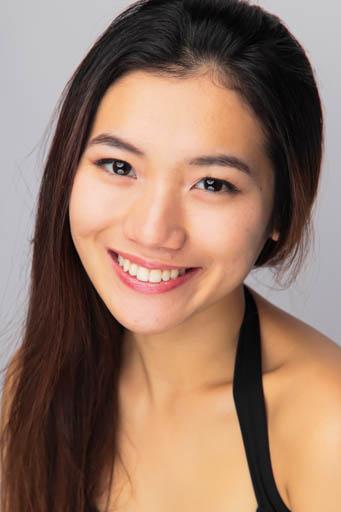 外国人モデル メリー・Mの写真