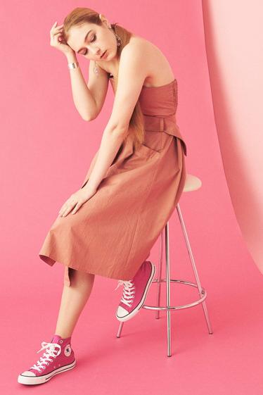 外国人モデル ビビ・Iの写真8
