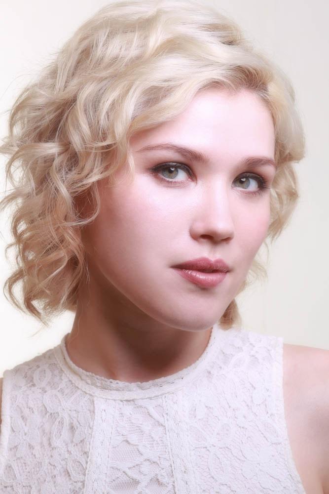 外国人モデル レジーナの写真