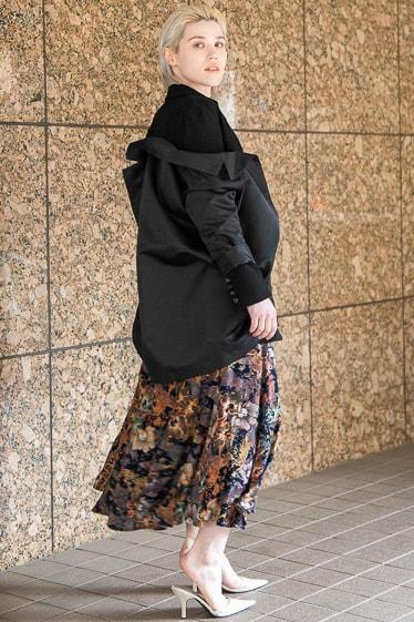 外国人モデル レジーナの写真7