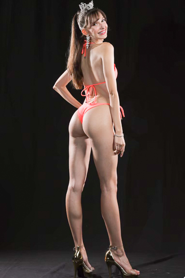 外国人モデル カロリーナの写真7