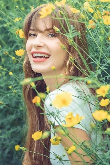 外国人モデル カロリーナの写真9