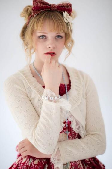 外国人モデル アデレード・Wの写真2