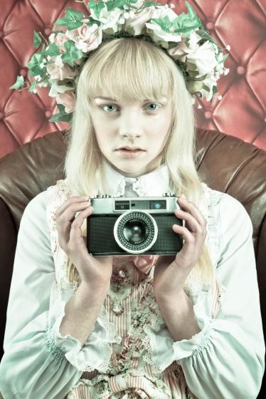 外国人モデル アデレード・Wの写真9