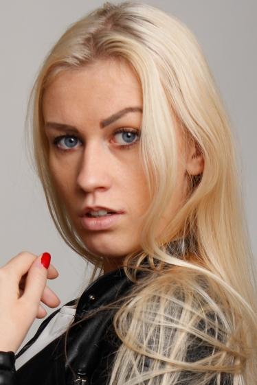 外国人モデル ドミニカの写真