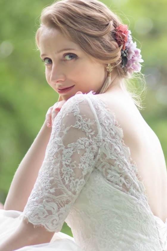 外国人モデル ケイティの写真5