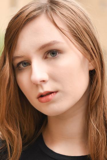 外国人モデル シャーロット・Tの写真