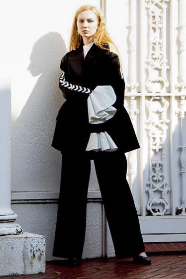 外国人モデル シャーロット・Tの写真2