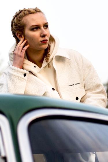 外国人モデル シャーロット・Tの写真3