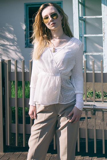 外国人モデル シャーロット・Tの写真5