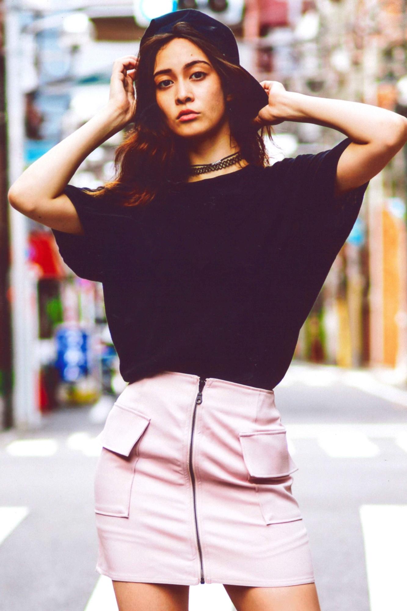 外国人モデル/外国ダンサー・パフォーマー エリカ・Fの写真2