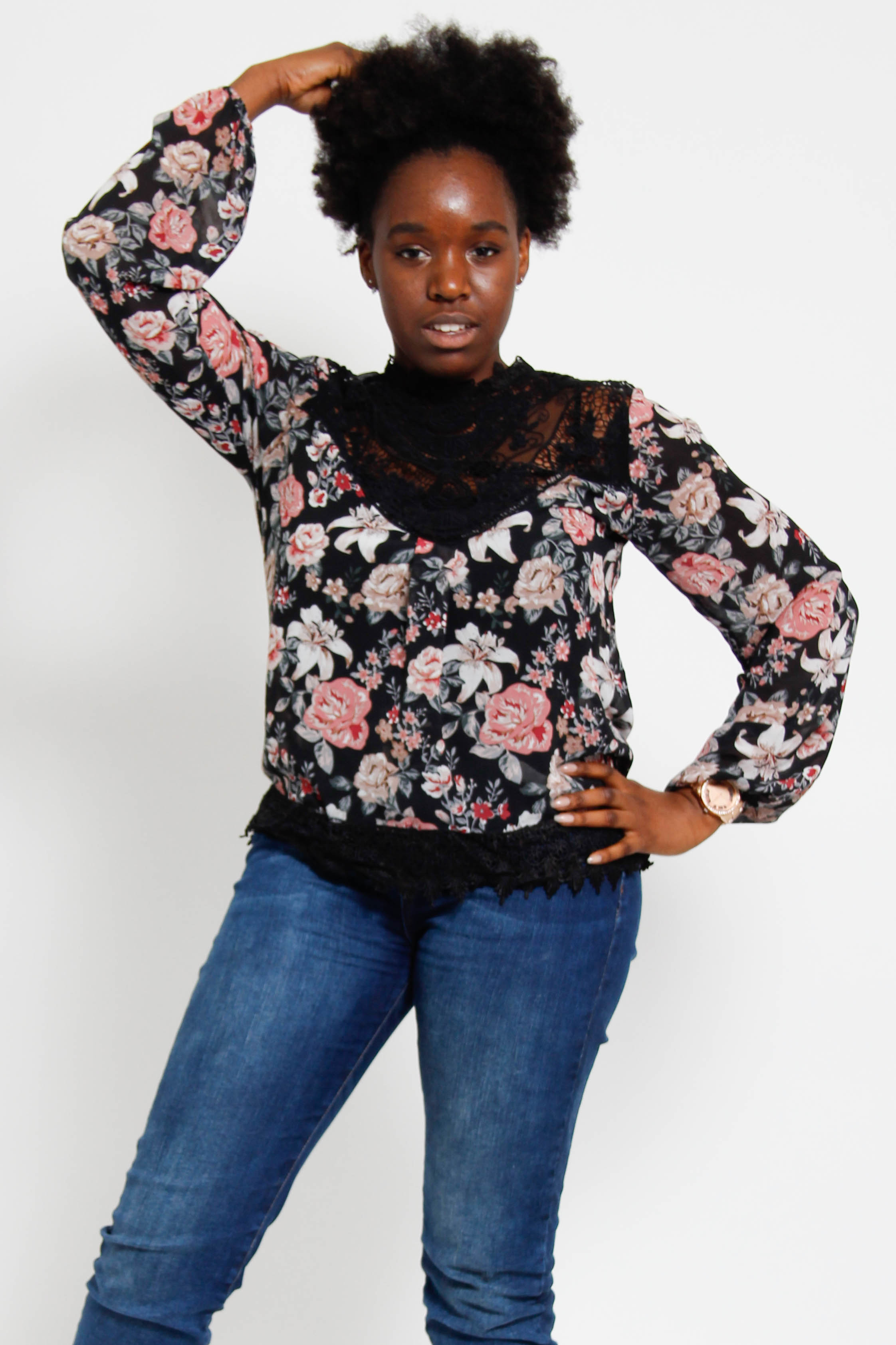 外国人モデル ティファニー・レイチェルの写真3