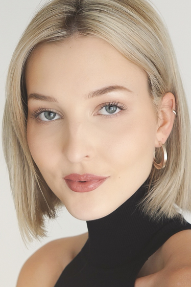 外国人モデル アンジェリカ・Mの写真
