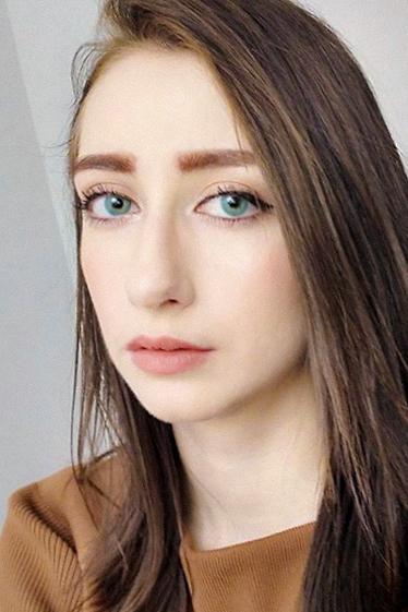 外国人モデル マエヴァ・Bの写真3