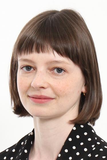外国人モデル アッシュの写真