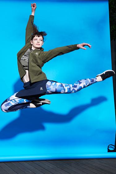 外国人モデル/外国ダンサー・パフォーマー アッシュの写真2