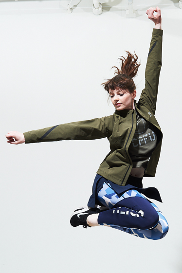 外国人モデル/外国ダンサー・パフォーマー アッシュの写真9