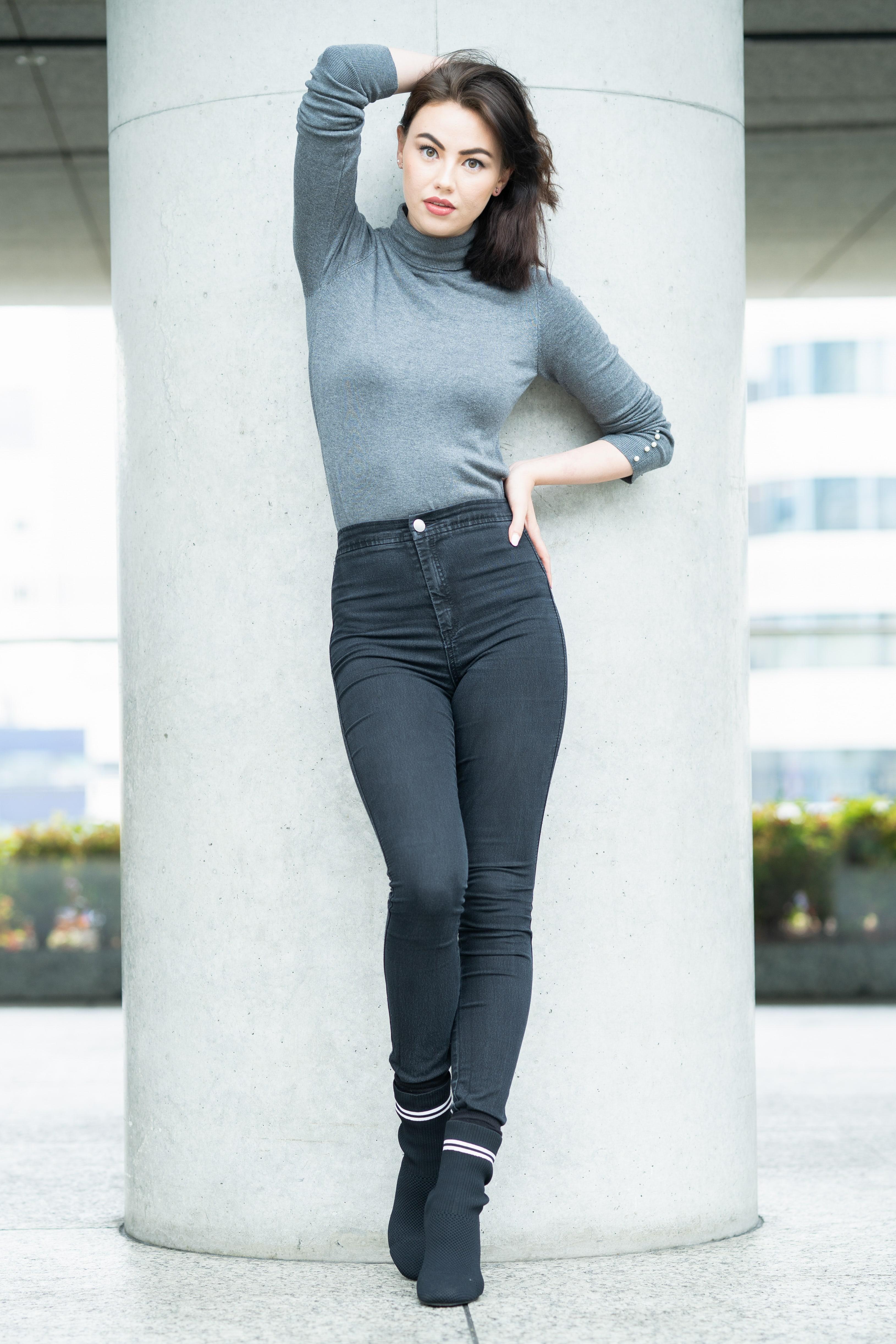 外国人モデル フィーニーの写真5