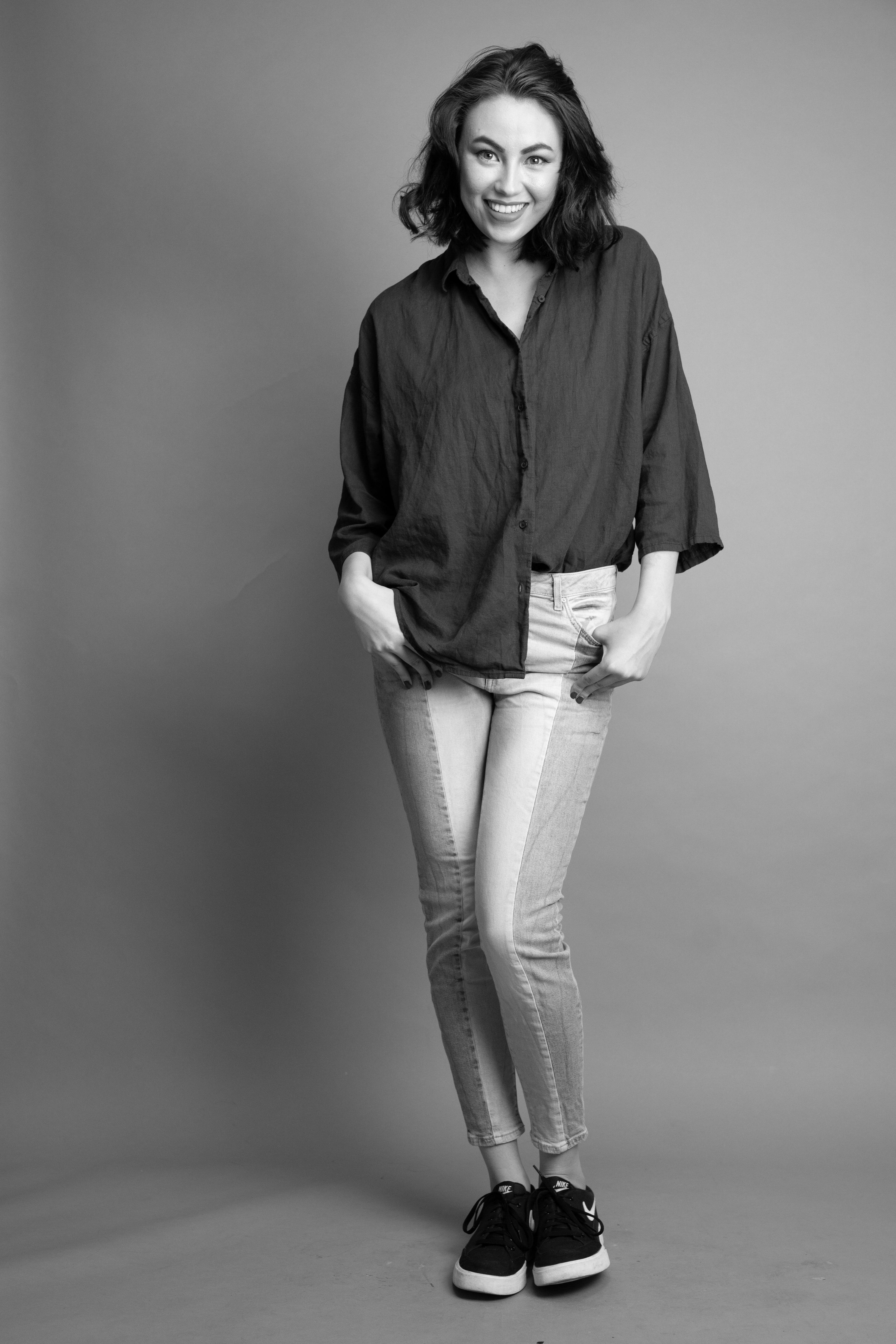 外国人モデル フィーニーの写真9