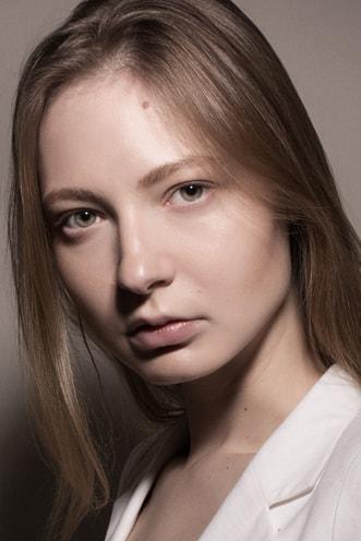 外国人モデル エレーナ・Pの写真