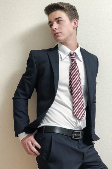 外国人モデル パーシャ・Oの写真2