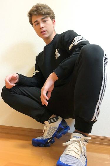 外国人モデル パーシャ・Oの写真5